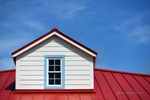 Three Benefits of Metal Roofing 1