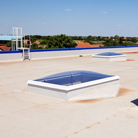 How do you maintain a commercial roof? 1
