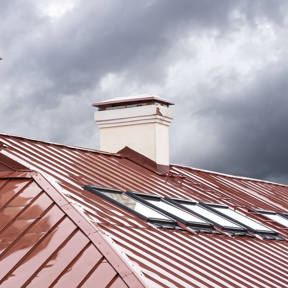 What is the best color for a metal roof? 1