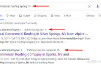 How We Used Roofing SEO to Rank for Local Keywords